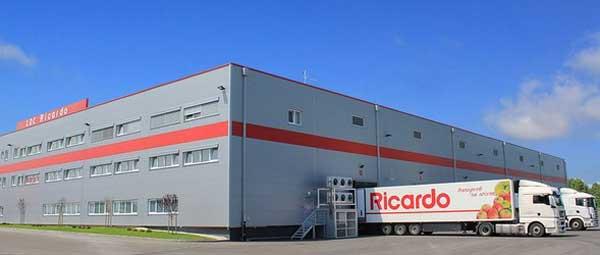 Ricardo - skladište
