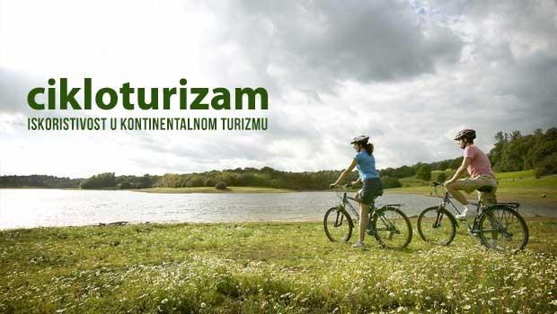 cikloturizam kontinentalni turizam