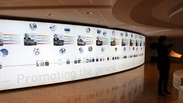 Europski parlament - izložba