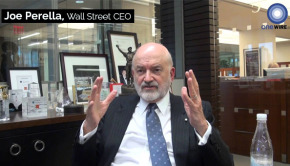 Joe Perella, Wall Street CEO