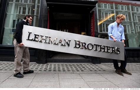 Posrnuli američki div - Lehman Brothers