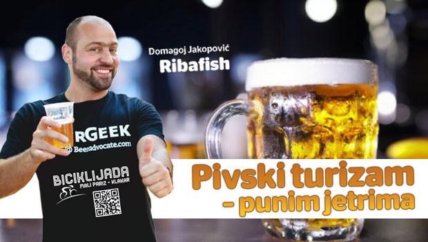 Pivski turizam - Ribafish