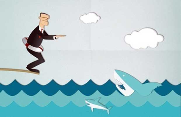 Preuzimanje rizika - stvaranje svoje sigurnosti