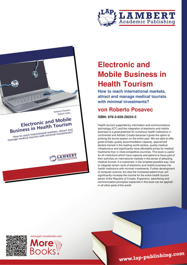 Roberto Posavec Electronic and mobile business in health tourism