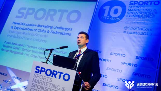 Sporto - konferencija za sportski marketing - Portorož