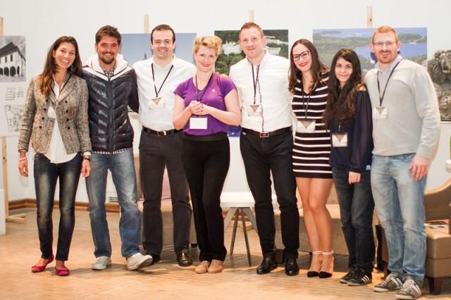 Predsjednica CroCulToura s mladim poduzetnicima
