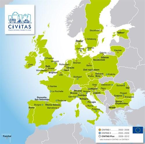 Karta zajednice Civitas - foto: civitaszagreb.hr