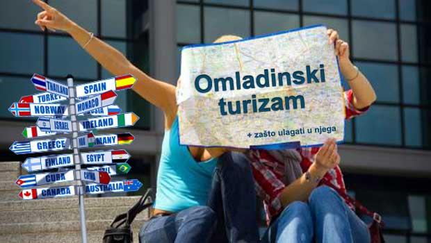 omladinski turizam karakteristike znacaj hrvatska