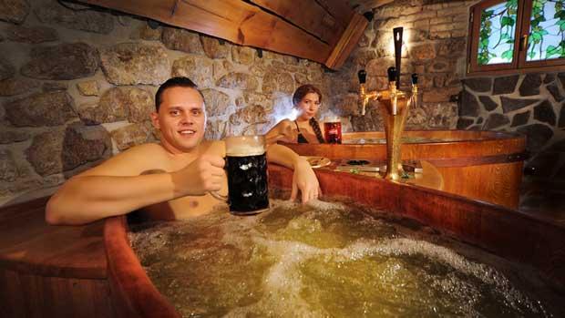 Iskoristivnost pivskog turizma - spa i wellness
