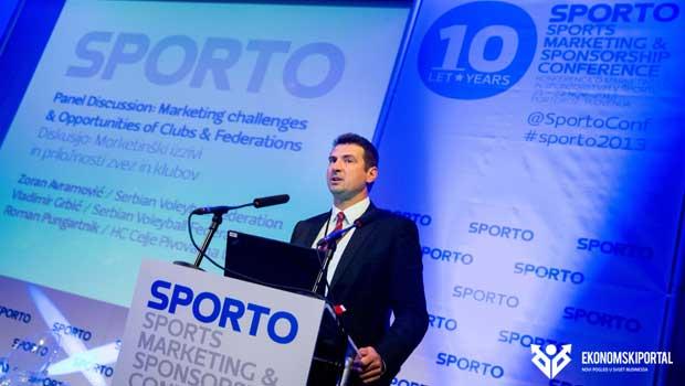 Sporto - konferencija za sportski marketing - Portorož