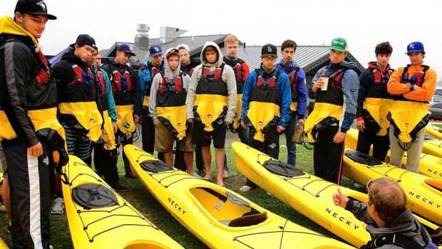 Jedno od najpopularnijih druženja izvan ureda - rafting
